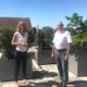 Isabell Huber trifft Landrat Piepenburg